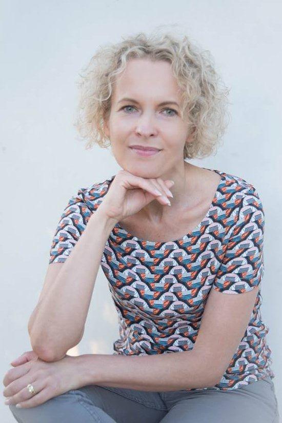 psycholog Agnieszka Matyjasek portret